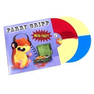 PARRY GRIPP Mega Party (Colored Vinyl) Vinyl 2LP